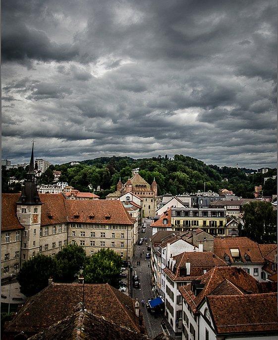 Lausanne & Geneva - August 2013