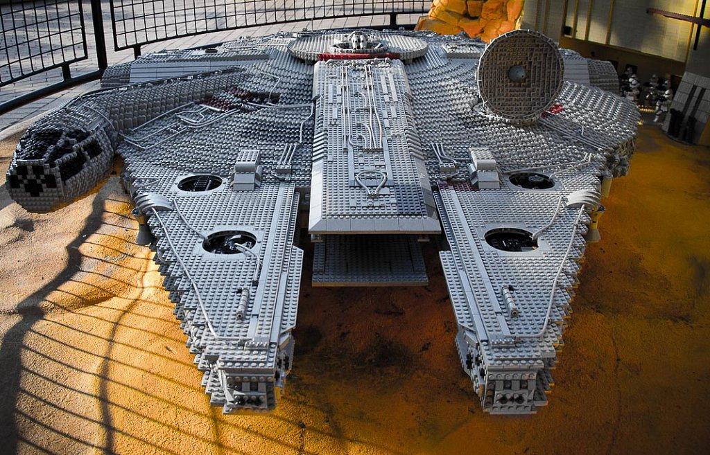 Legoland (Billund) - August 2013